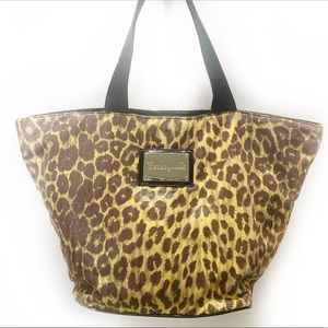 BETSEYVILLE  ANIMAL PRINT TOTE